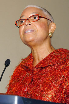 Dr.Camille Cosby
